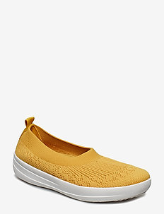 Uberknit Slip On B - BAKED YELLOW