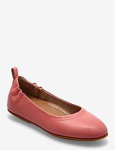 ALLEGRO - ballerinas - soft pink