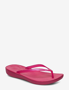 IQushion Pearlised Flip-Flops - PSYCHEDELIC PINK