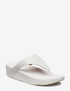 Lottie Padded TP - URBAN WHITE