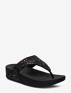 Lulu TP Glitter - ALL BLACK