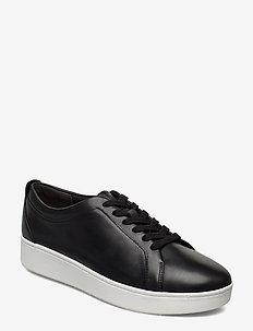 RALLY SNEAKERS - sneakers med lav ankel - black