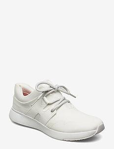 ANNI FLEX SNEAKERS - lage sneakers - urban white