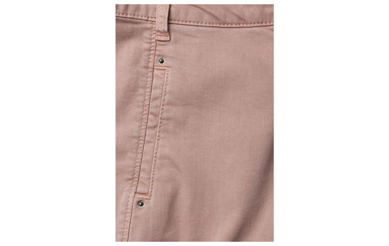 91 Fiveunits Coton 6 Jolie Polyester Fawn 3 202 Angle Elastane qqwxIp6U