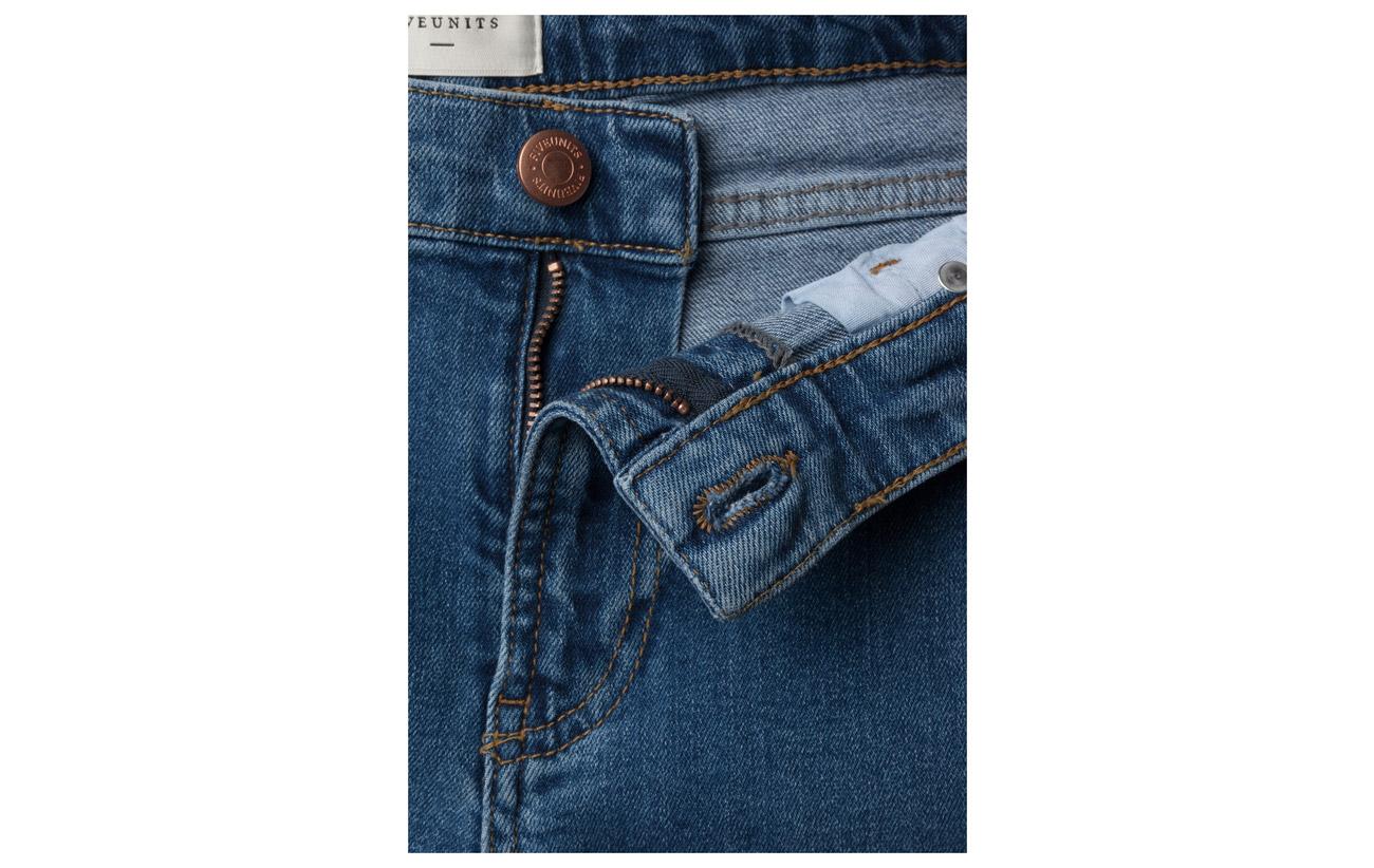 Fiveunits Blue Elastane Coton Jeans Lou Blue 2 100 Chicago 98 XwpXrqR