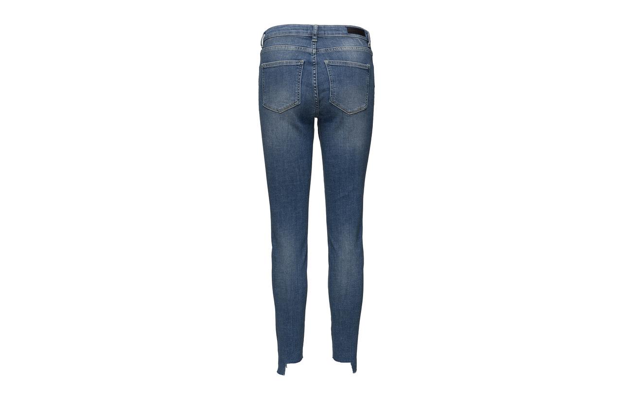 Fiveunits 4 Frame Elastane Blue 94 Atlanta Blue Jeans 664 Penelope 2 Polyester Mid Coton rqCxvfErw