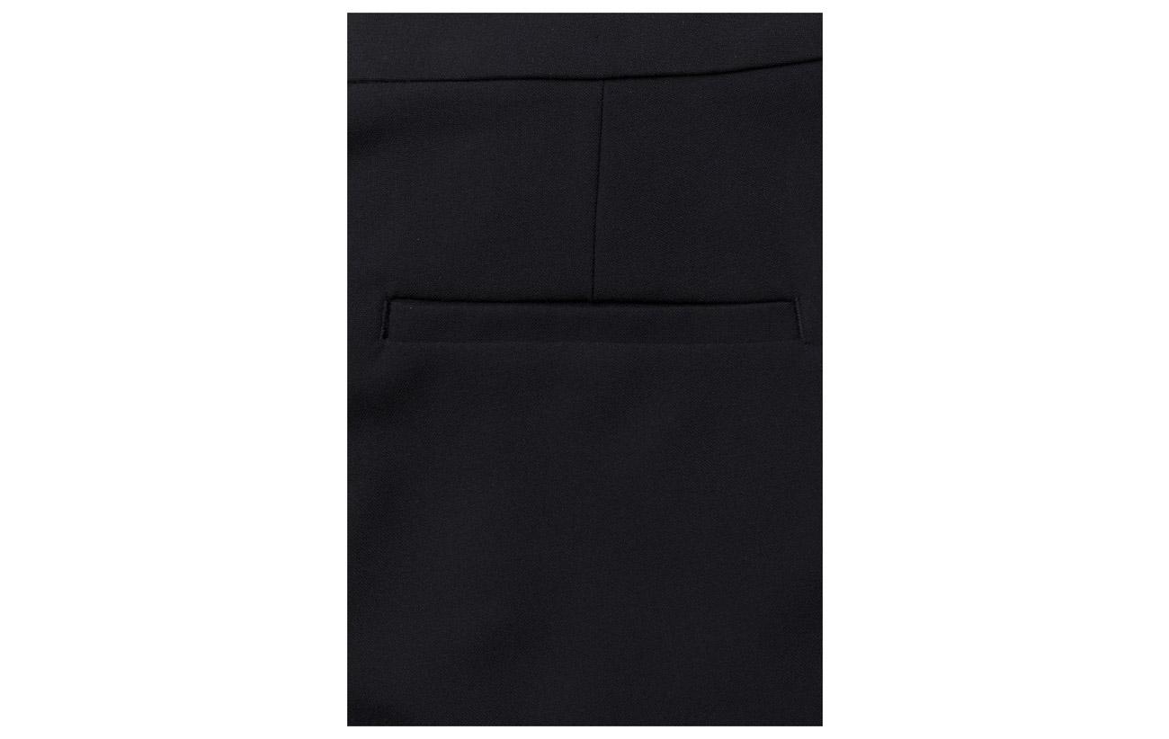 32 Elastane Fiveunits 5 Crop Polyester Viscose Panel Navy 63 Kylie 285 xq0wrqvBg