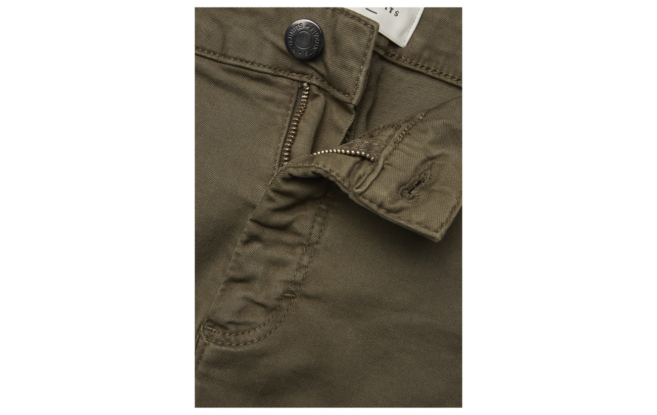3 Angle Army 6 91 202 Cargo Jolie Polyester Pants Coton Fiveunits Angle Elastane nIqgPWU