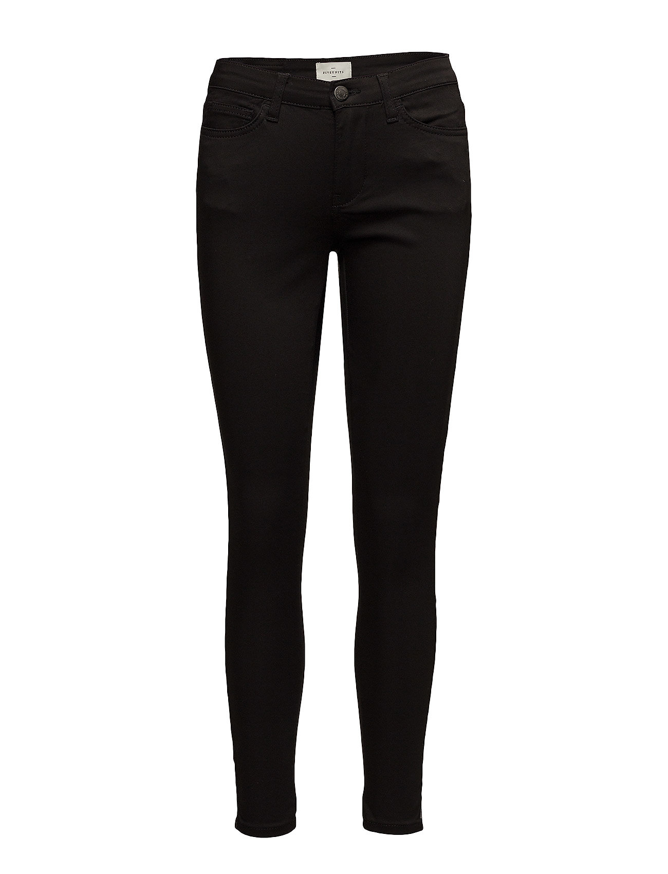 FIVEUNITS Kate 606 Gun Black, Pants - GUN BLACK