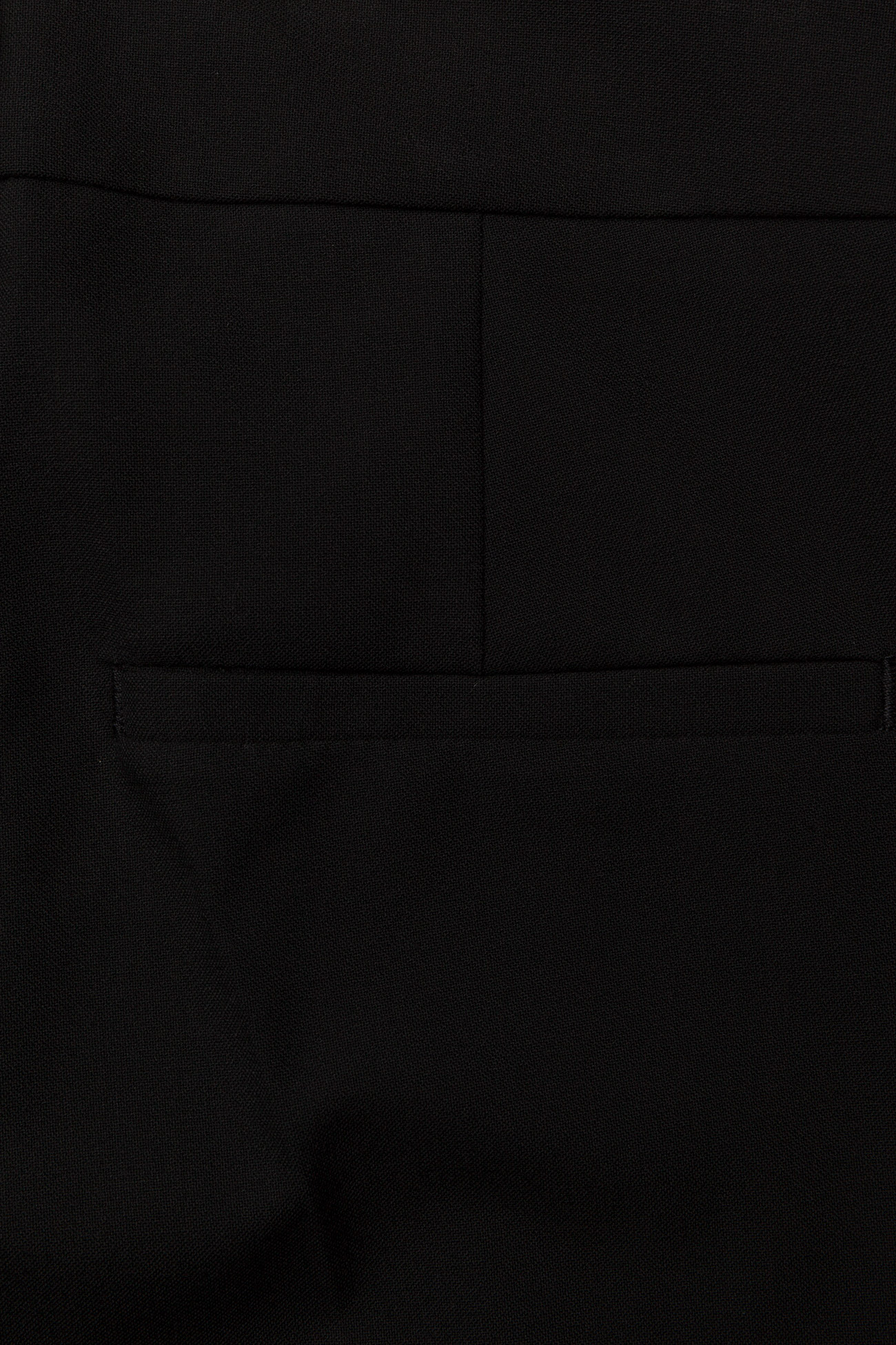 Clara 285 Crop Black Glow   - FIVEUNITS -  Women's Trousers Recommend