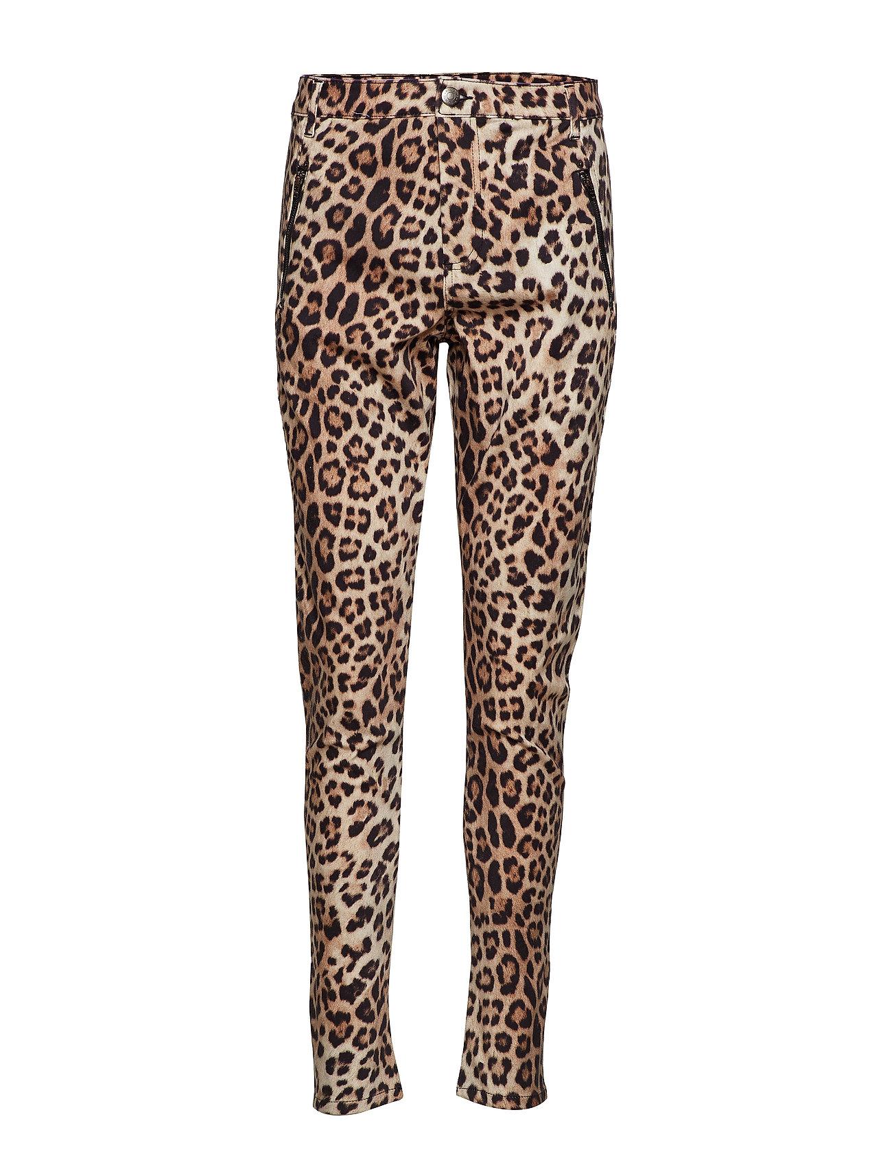 FIVEUNITS Jolie 606 Drifter, Leopard, Pants