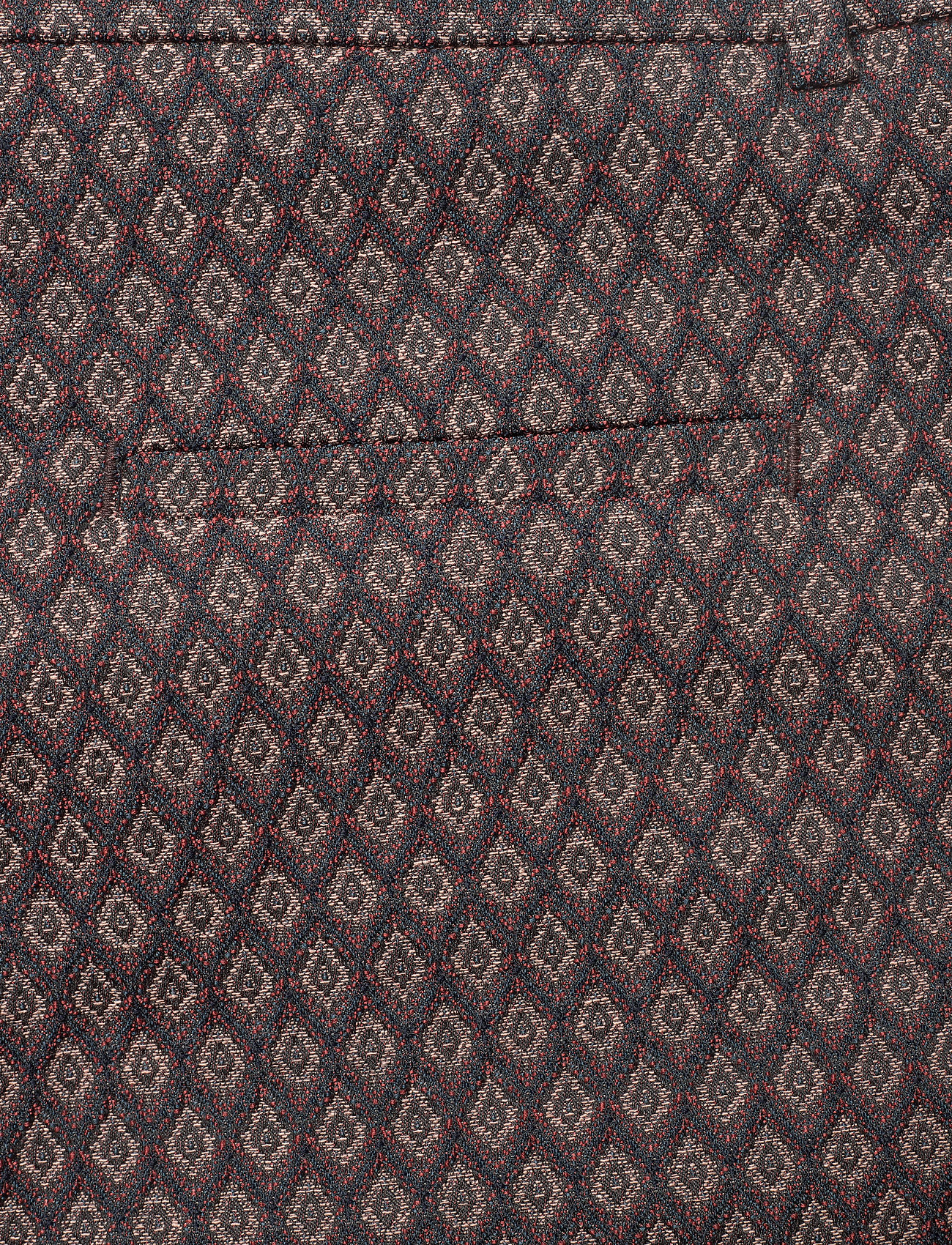 Fiveunits Angelie 700 Zip - Byxor Asphalt Tapestry