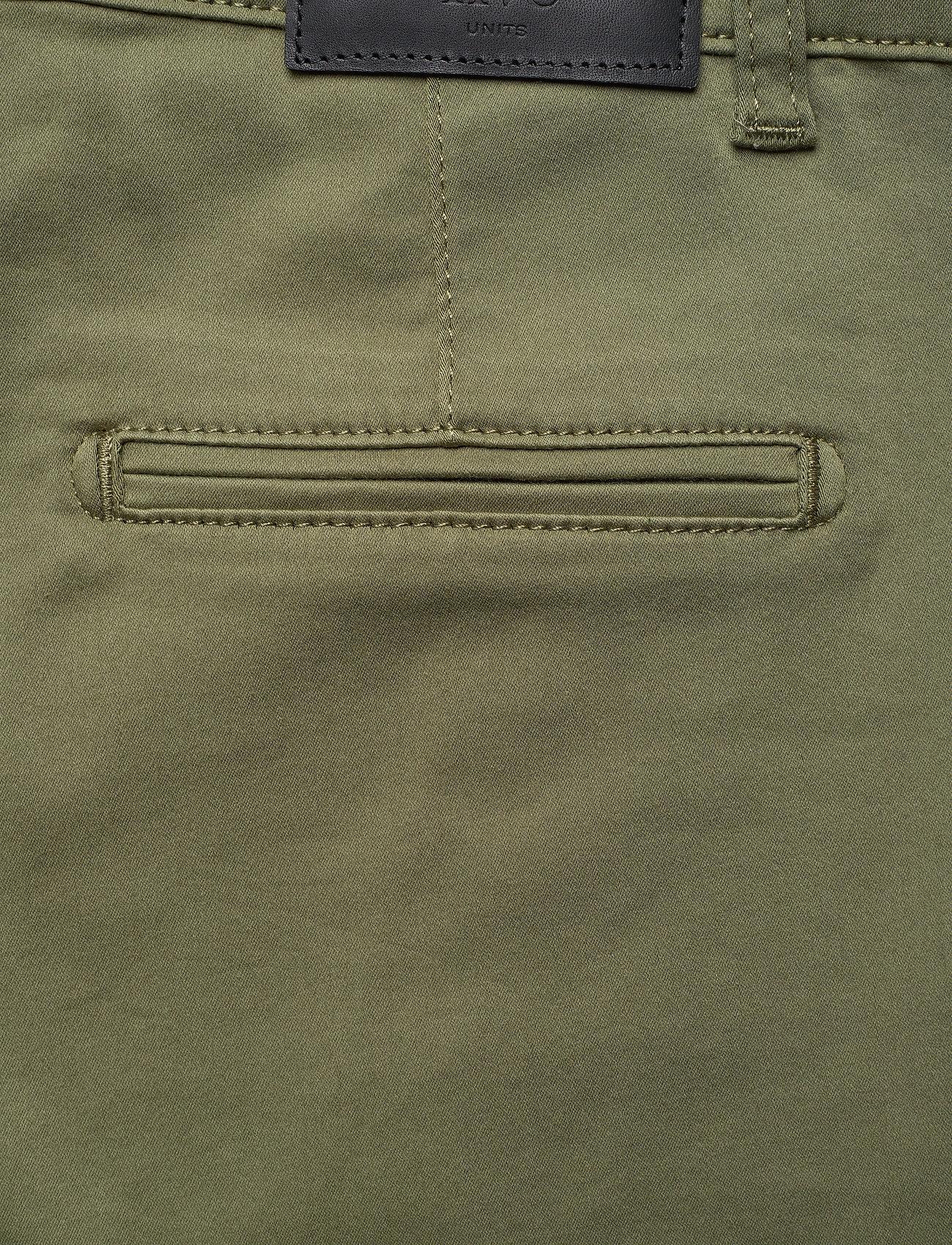 FIVEUNITS Jolie 606 - Spodnie LICHEN GREEN - Kobiety Odzież.