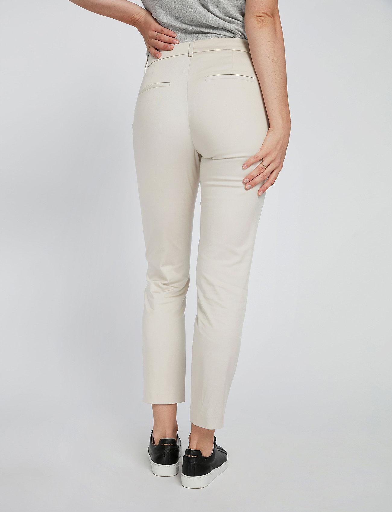 FIVEUNITS - Kylie Crop 531 - bukser med lige ben - moonbeam - 3