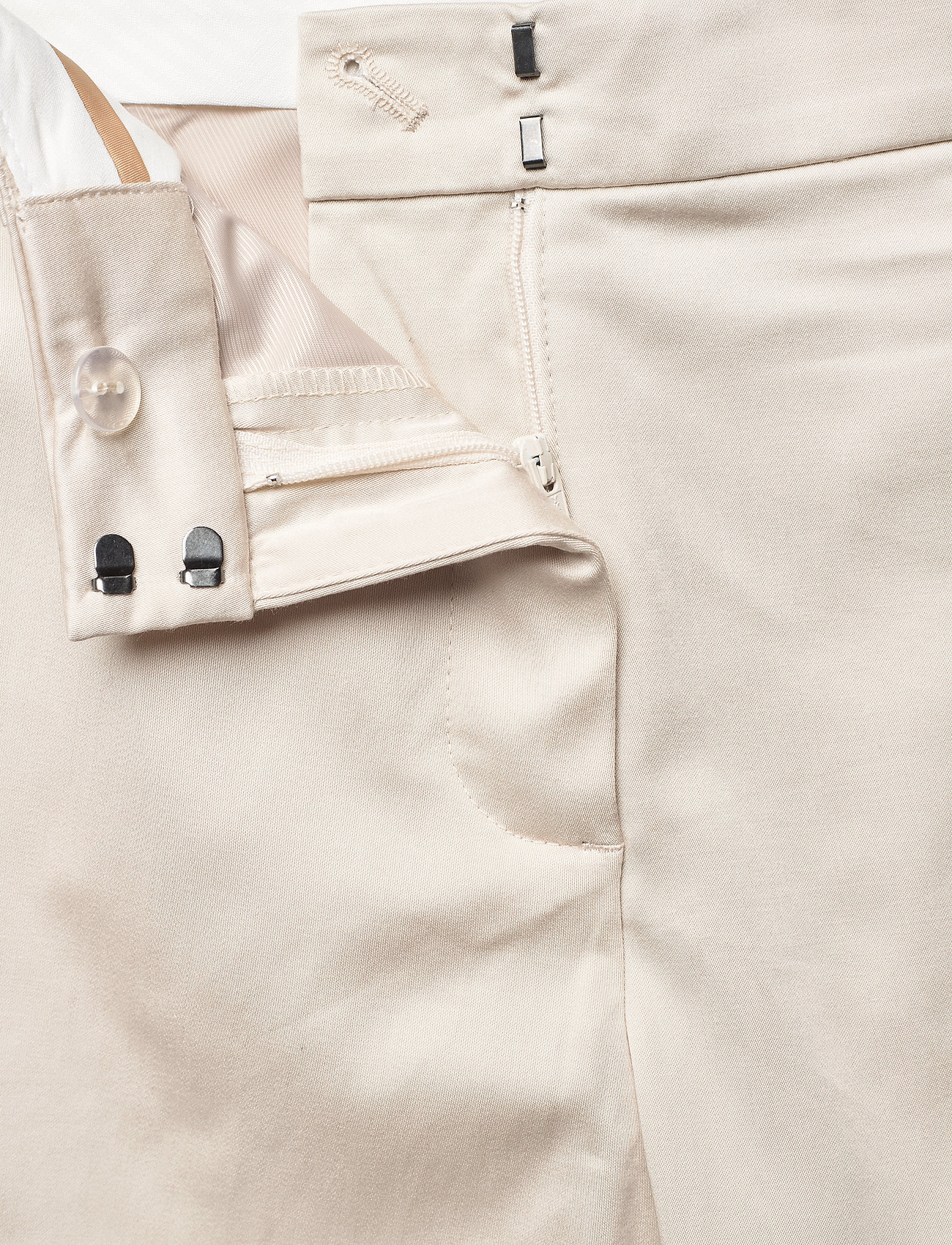 FIVEUNITS - Kylie Crop 531 - bukser med lige ben - moonbeam - 5