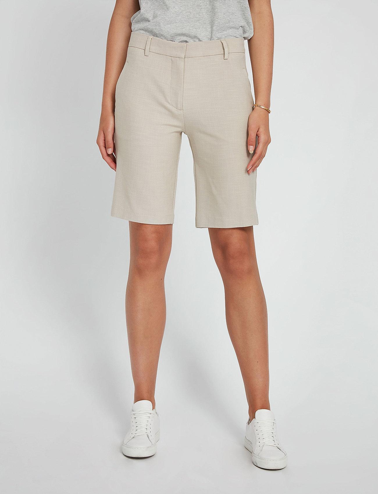 FIVEUNITS - Kylie Shorts 396 - chino shorts - plaza melange - 0