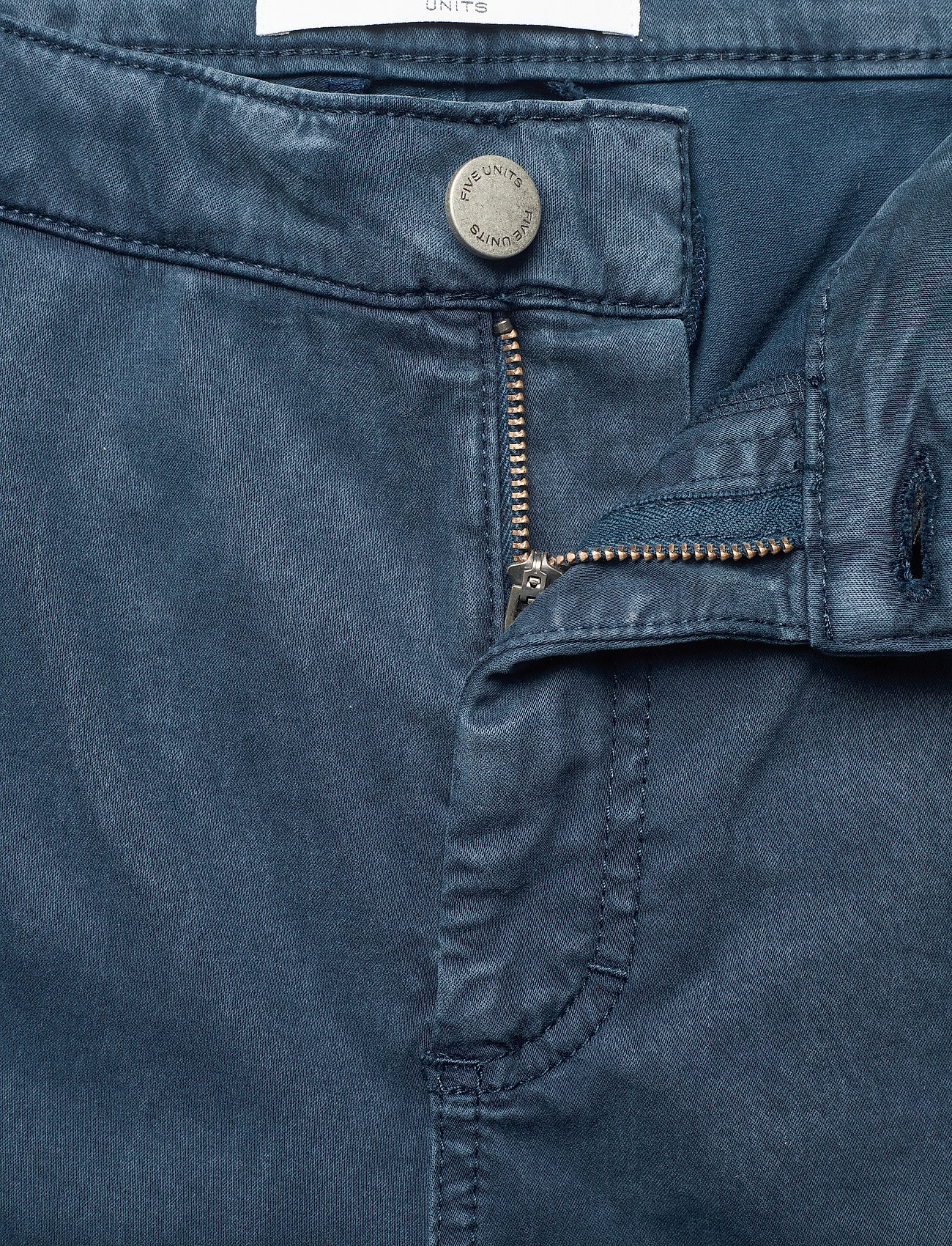 FIVEUNITS - Jolie Zip 432 - skinny jeans - ink - 3
