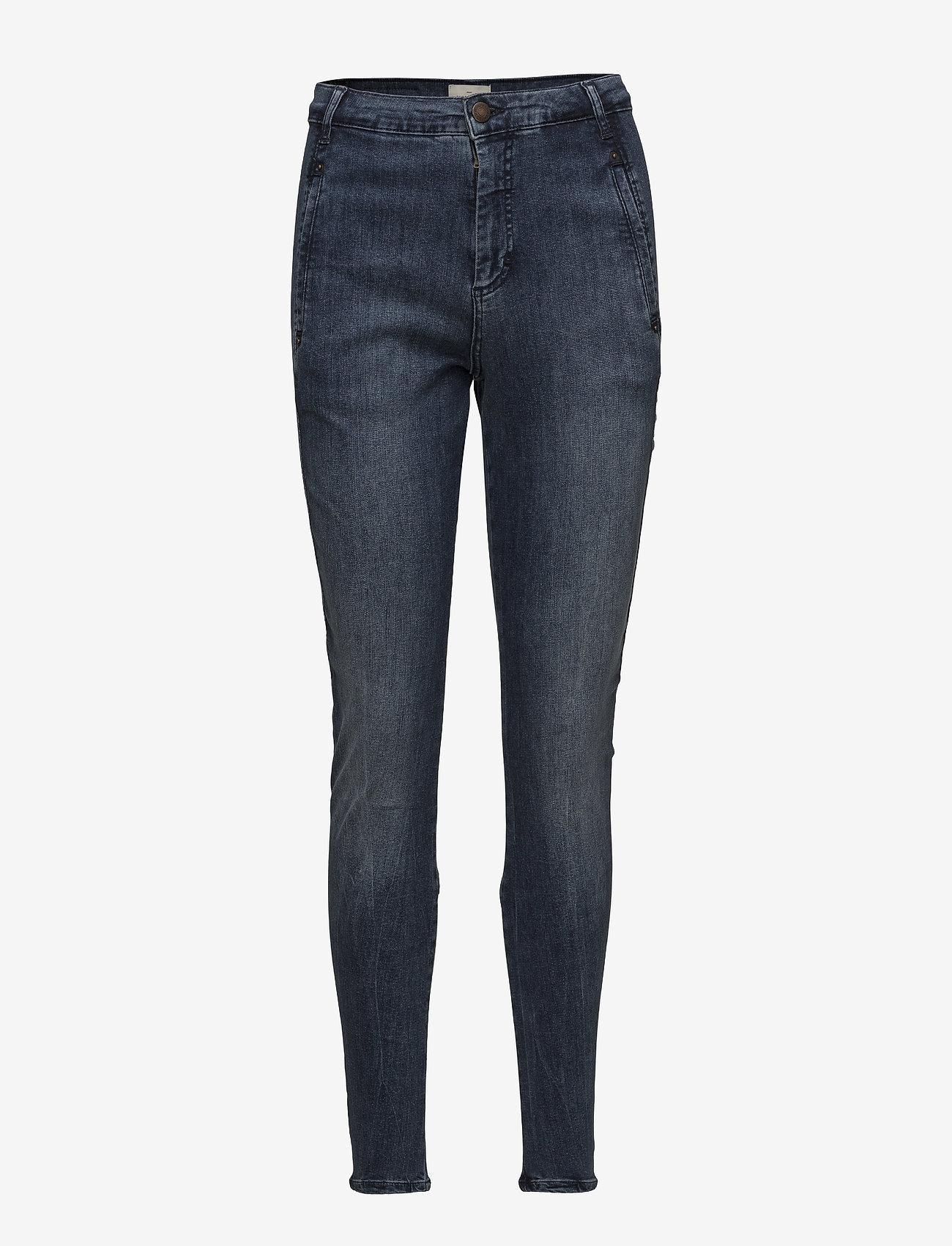 FIVEUNITS - Jolie 727 - raka jeans - dark albany - 0