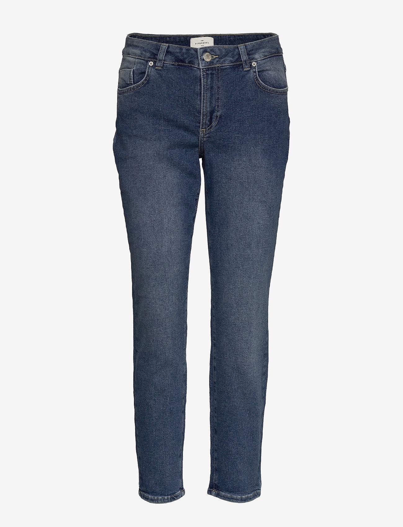 FIVEUNITS - Lou 999 - slim jeans - ember - 0