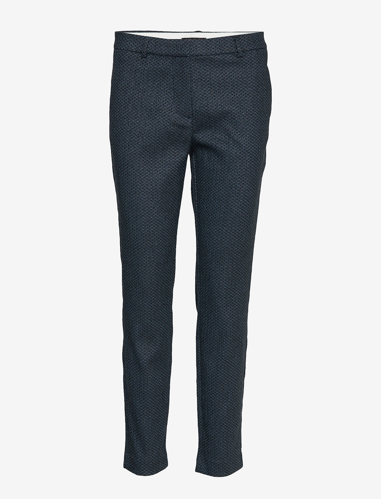 FIVEUNITS - Kylie 617 Crop - pantalons droits - navy dawny - 0