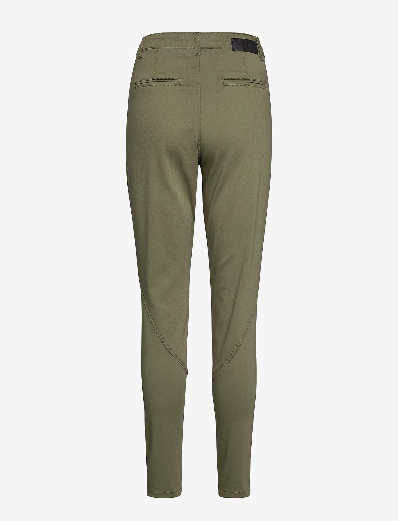 FIVEUNITS - Jolie 606 - broeken med skinny fit - lichen green - 1