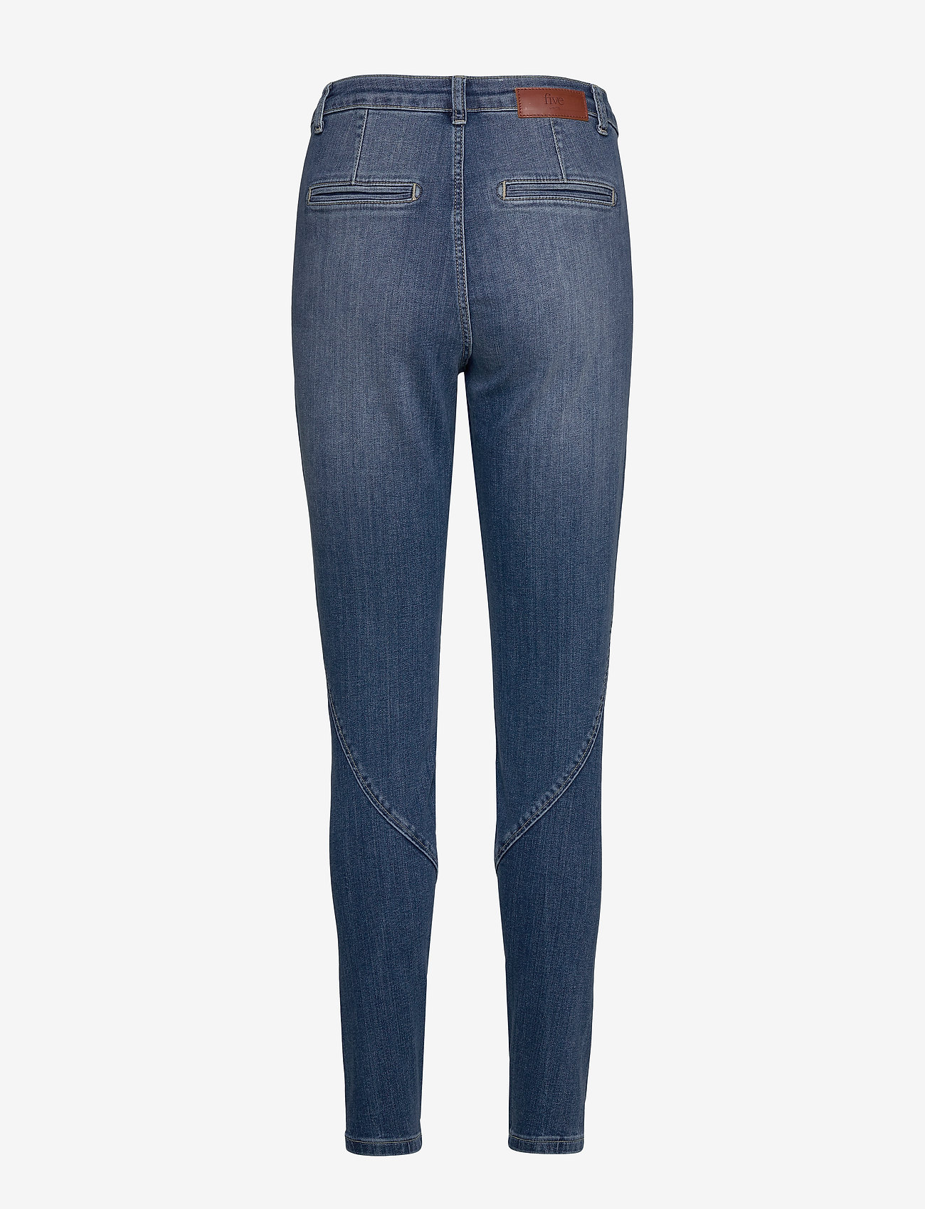 FIVEUNITS - Jolie 544 - slim jeans - medium raini - 1