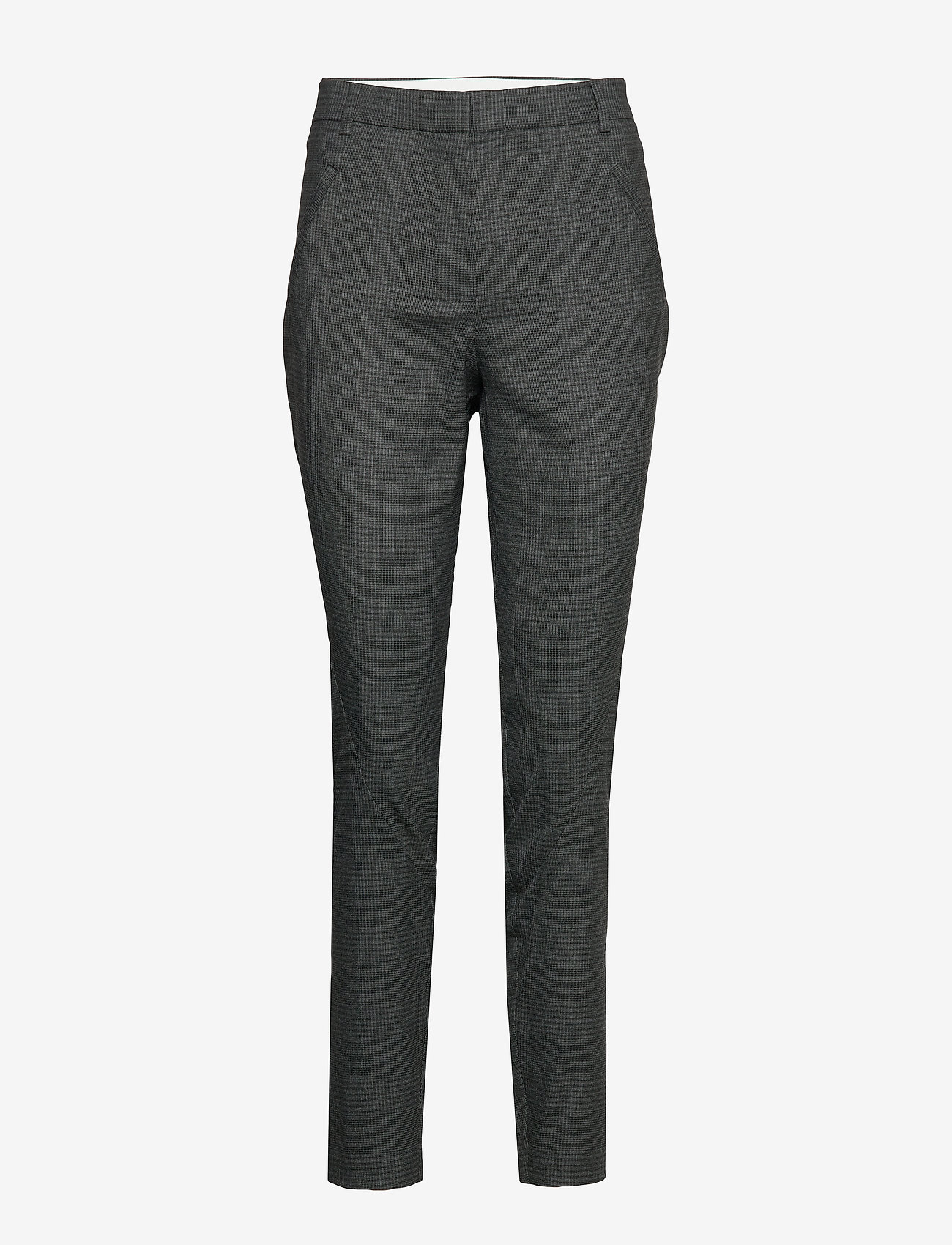FIVEUNITS - Angelie 658 - slim fit-byxor - grey check - 0