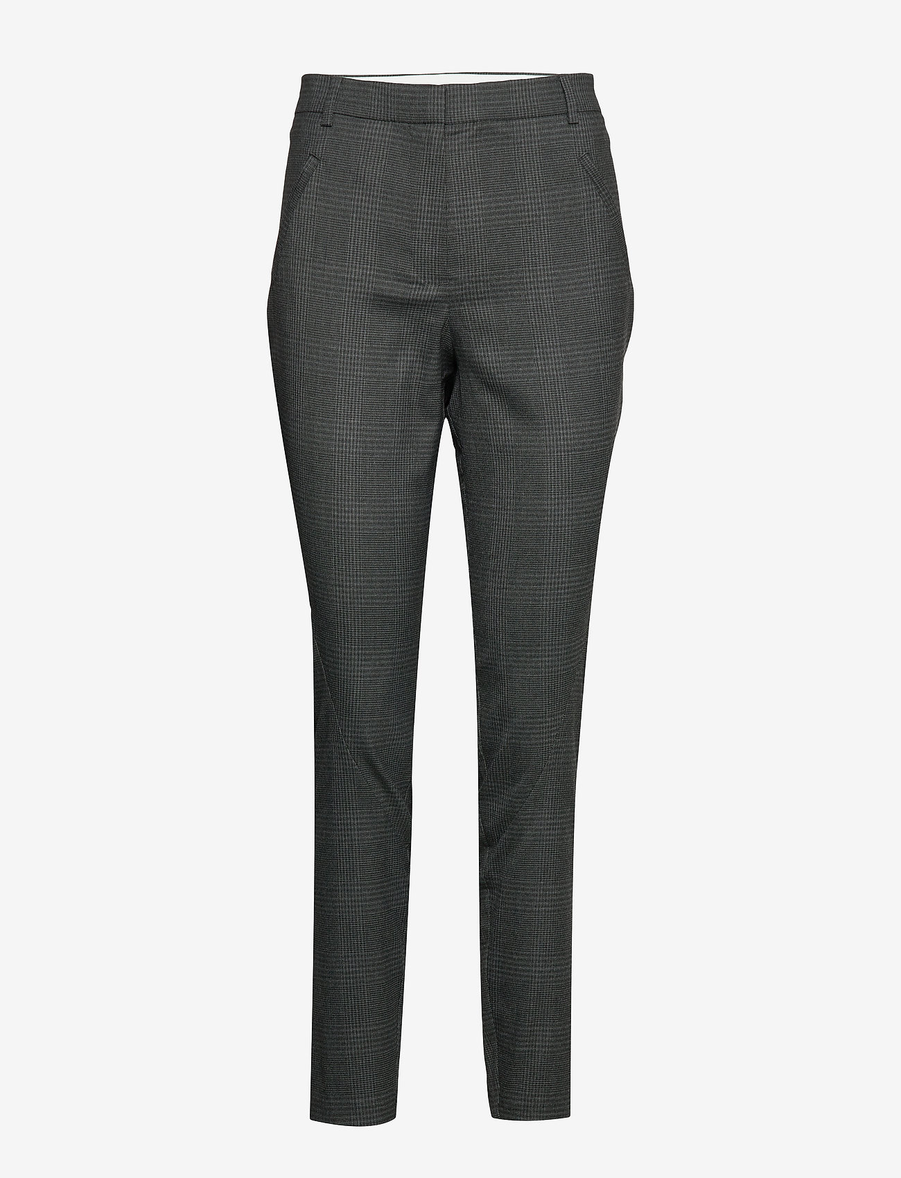 FIVEUNITS - Angelie 658 - slim fit-byxor - grey check - 1
