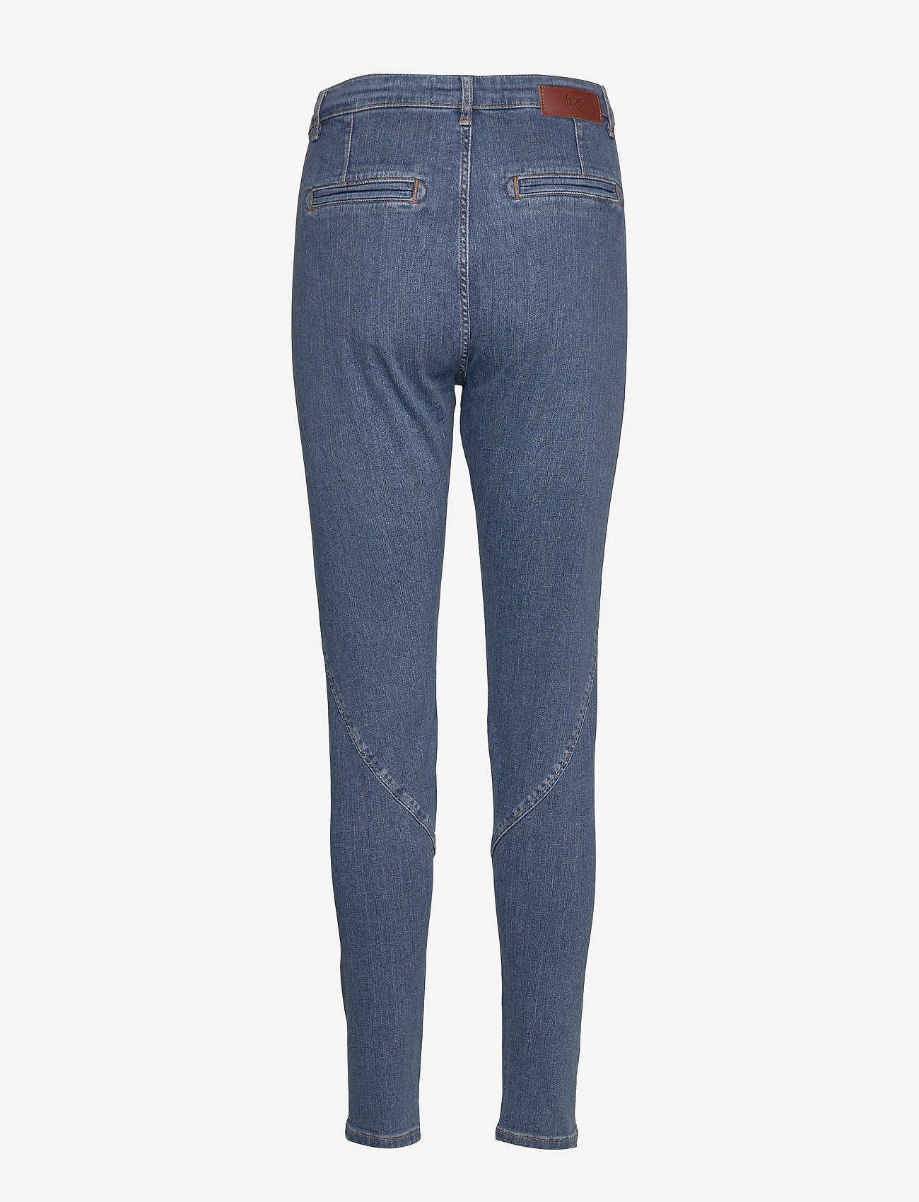 FIVEUNITS - Jolie 595 - dżinsy skinny fit - mid blue recycled - 1