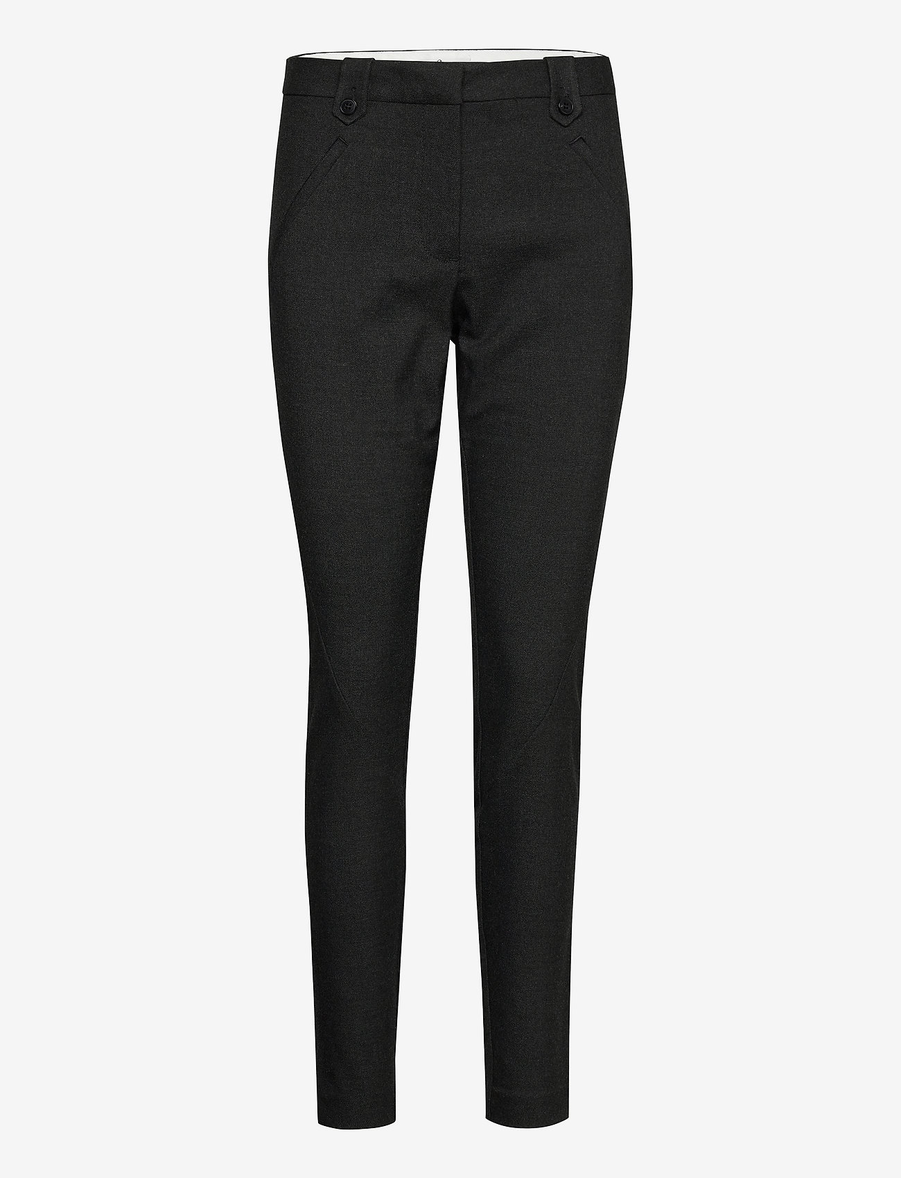 FIVEUNITS - Angelie 438 Loop Black Melange Theory - broeken med skinny fit - black melange theory - 1