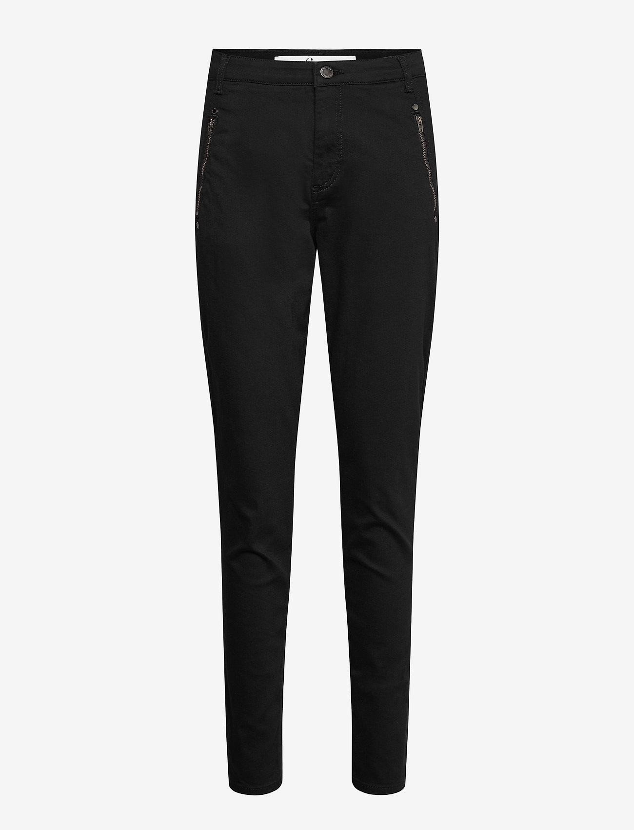 FIVEUNITS - Jolie 455 Drifter - slim jeans - black raini - 1