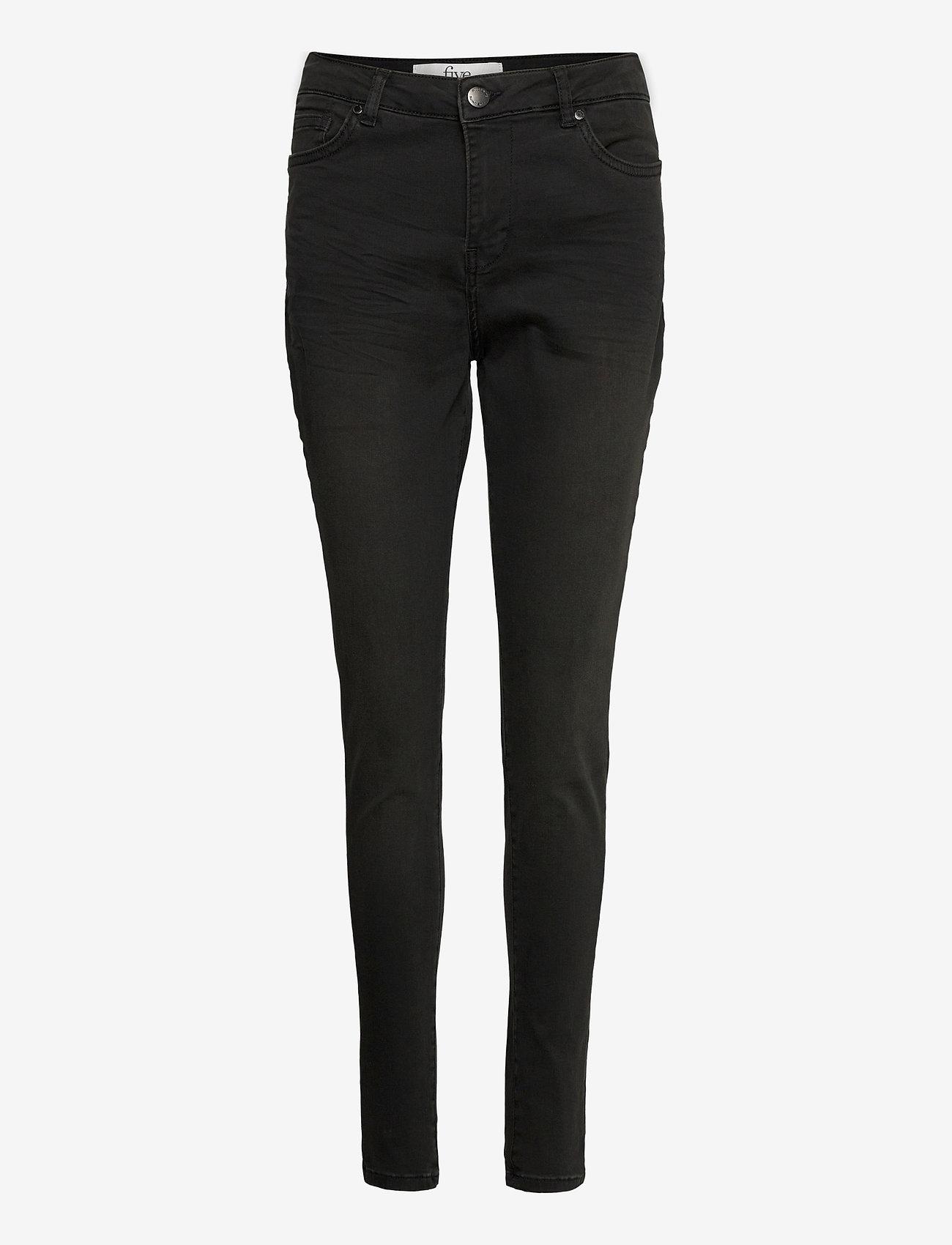 FIVEUNITS - Kate 893 - skinny jeans - pebble grey ease - 0