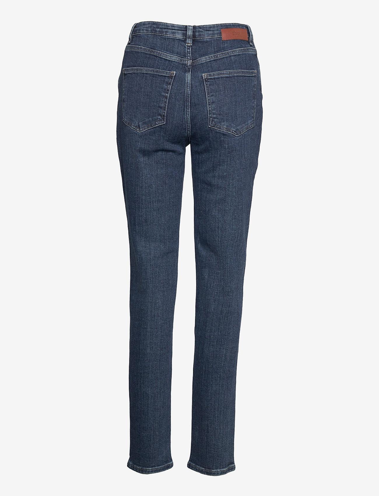 FIVEUNITS - Katelyn 241 - raka jeans - illusion blue auto - 1