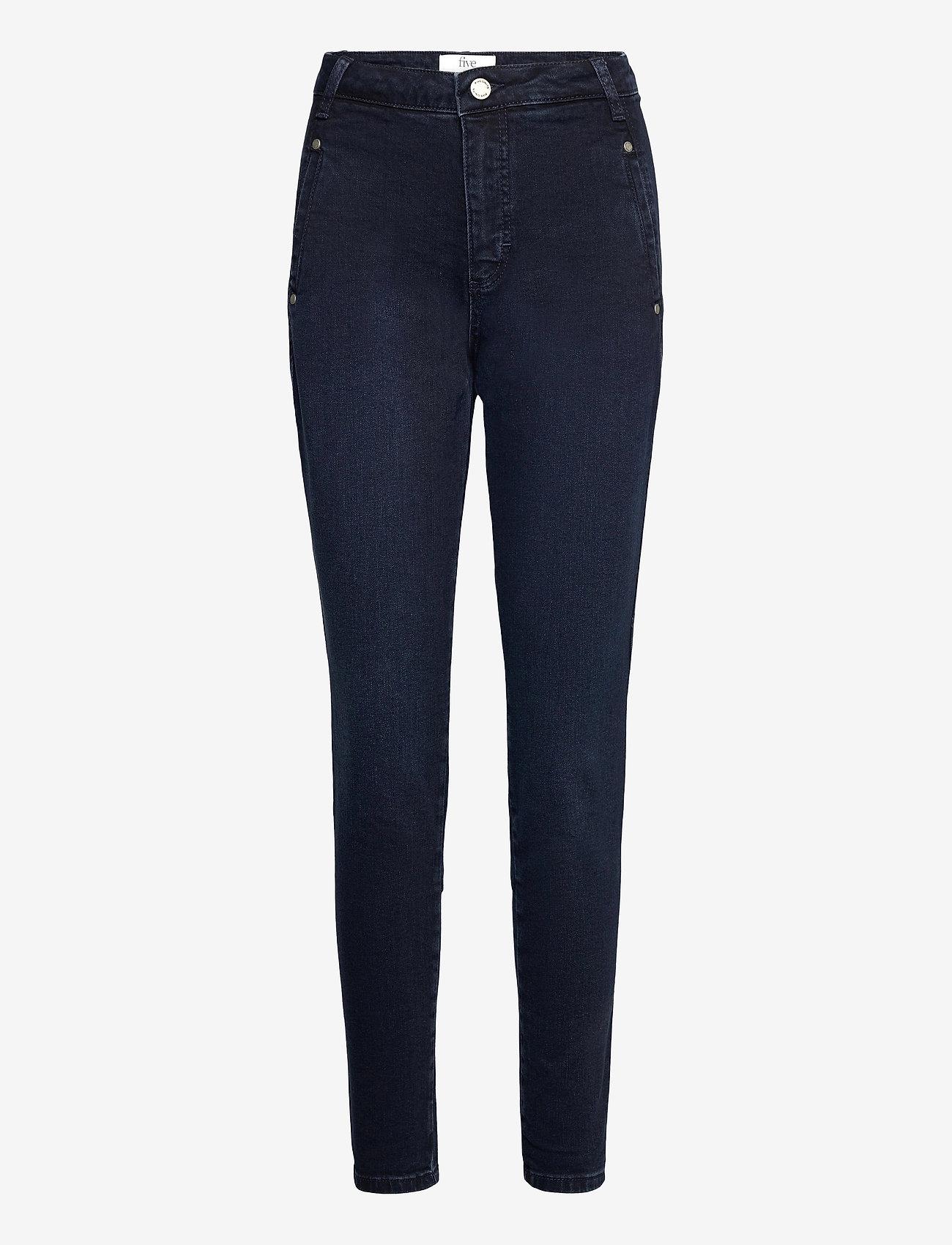 FIVEUNITS - Jolie 241 - slim jeans - pure blue auto - 0