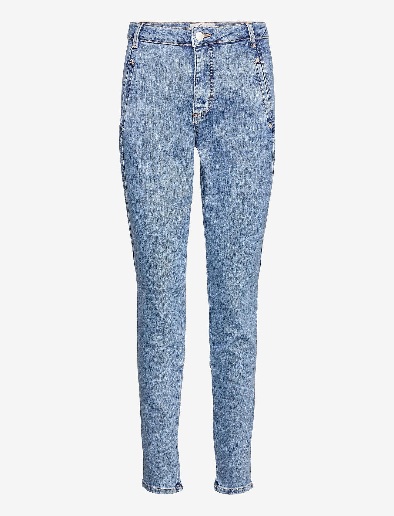 FIVEUNITS - Jolie 241 - slim jeans - wave blue - 0