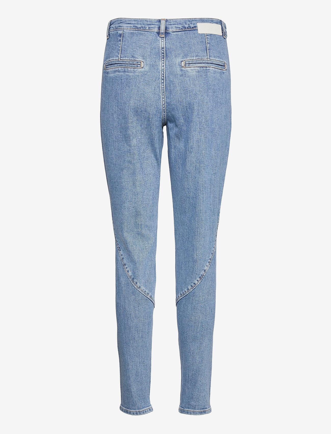 FIVEUNITS - Jolie 241 - slim jeans - wave blue - 1