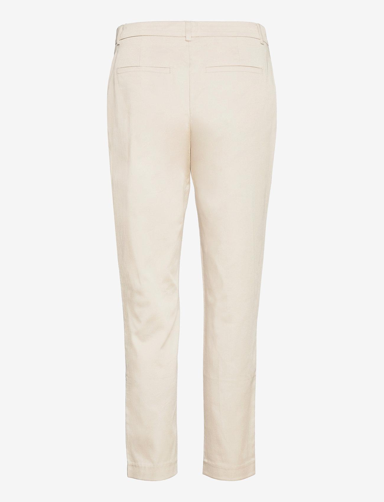 FIVEUNITS - Kylie Crop 531 - bukser med lige ben - moonbeam - 2