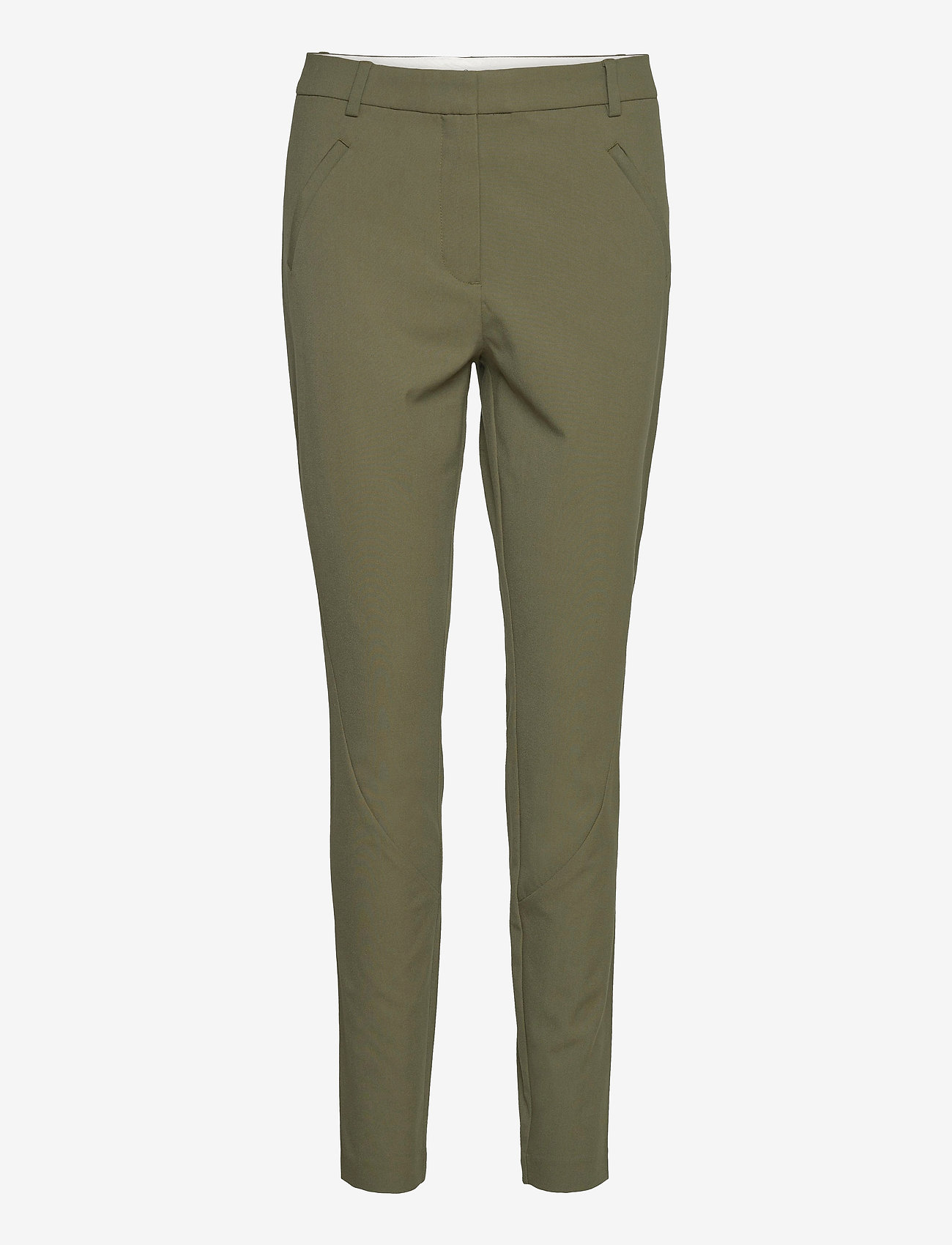 FIVEUNITS - Angelie 285 - slim fit-byxor - army - 0