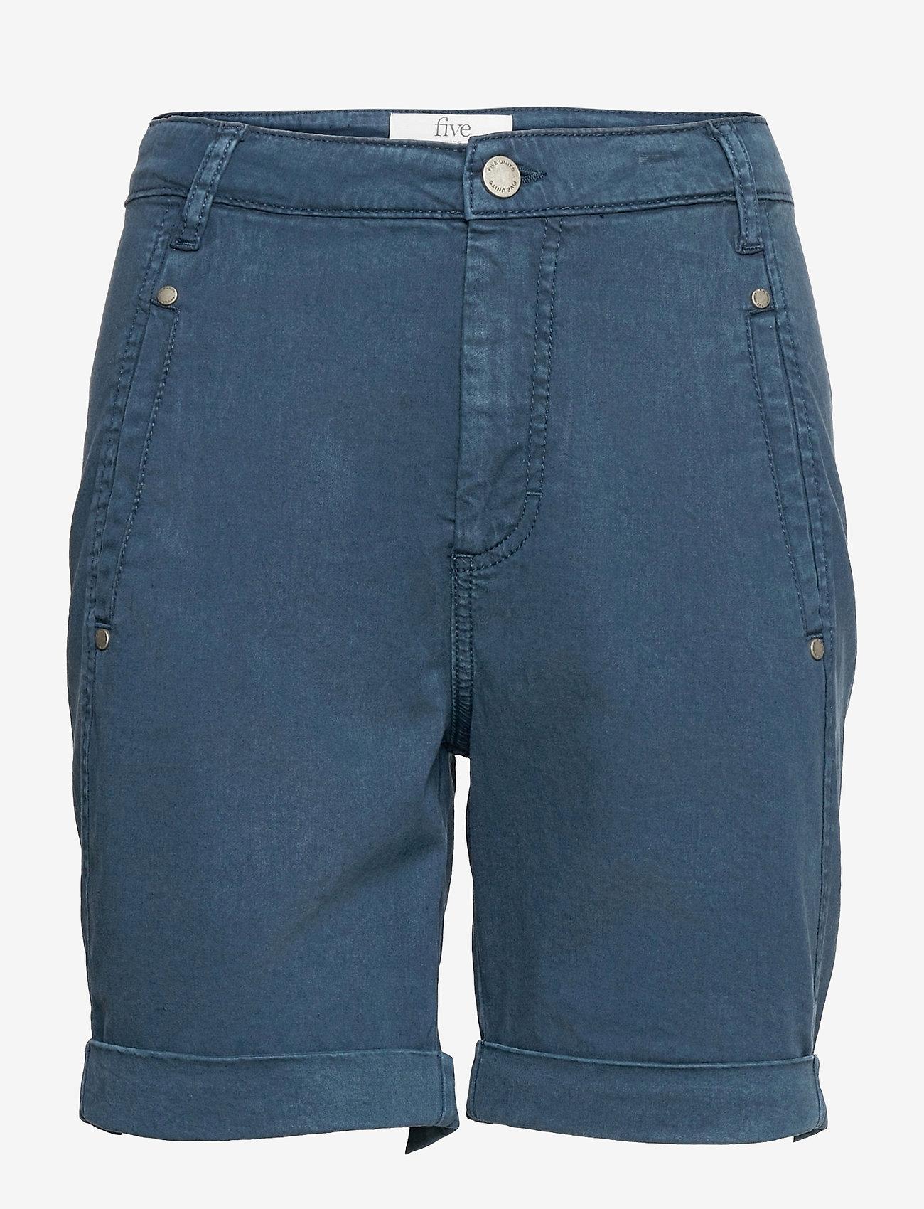 FIVEUNITS - Jolie Shorts 432 - chino shorts - ink - 0