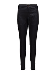 Jolie 274 Pants - NAVY COATED