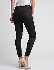 FIVEUNITS - Penelope 266 Zip, Black Line, Jeans - skinny jeans - black line - 3
