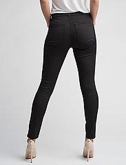 FIVEUNITS - Penelope 266 Zip, Black Line, Jeans - dżinsy skinny fit - black line - 4