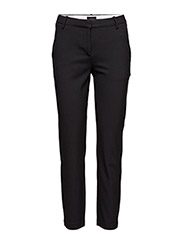 Kylie 396 Crop, Black, Pants - BLACK