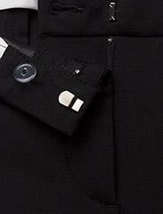 FIVEUNITS - Kylie 396 Crop Black - raka byxor - black - 5