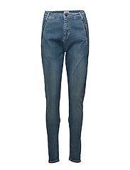 Jolie 580 Drifter, Orlando Blue, Jeans - ORLANDO BLUE