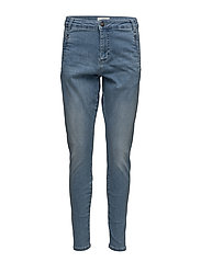 Jolie 680 Kansas Light Blue, Jeans - KANSAS LIGHT BLUE