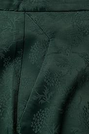 FIVEUNITS - Kylie 325 - slim fit-byxor - sateen green jacquard - 2