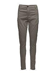 Jolie 606 Grey Moon, Pants - GREY MOON