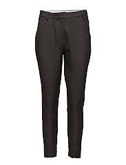 Angelie 697 Split, Nuvo Dark Grey, Pants - NUVO DARK GREY