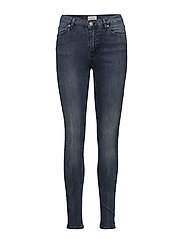 Penelope 727 Dark Albany, Jeans Skinny Jeans Blå FIVEUNITS